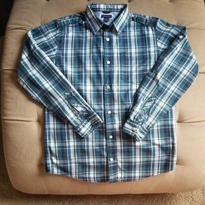 Plaid Tommy shirt